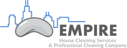 house cleaning services Evanston logo